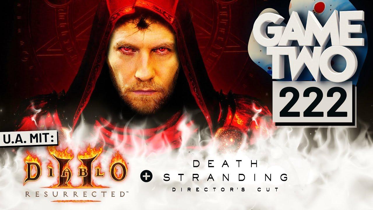 Download Halo Infinite, Diablo 2 Resurrected, Death Stranding Director's Cut | GAME TWO #222