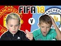 MAN UTD VS MAN CITY   FIFA 18 EDITION 🎮
