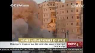Syrie: de groupes en possession d'armes sophistiquées thumbnail