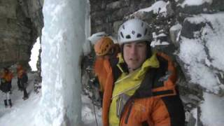 The Mountain ACademy: Ice Climbing