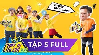 Chạy Đi Chờ Chi Tập 5 - Running Man Việt Nam Full HD