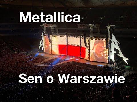 Metallica - Sen O Warszawie - Niemen. Warszawa 2019