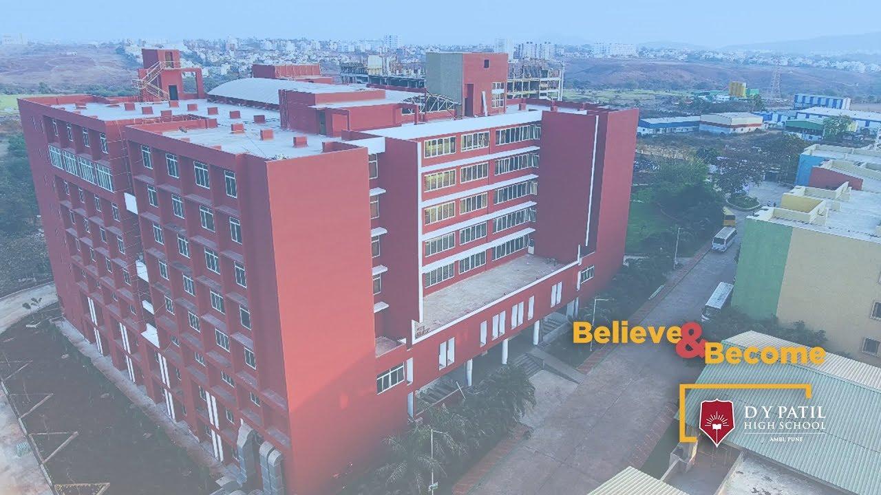 D Y Patil High School, Ambi Pune