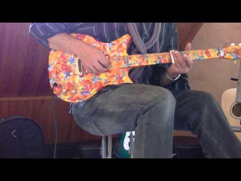danelectro 59 psyché blues