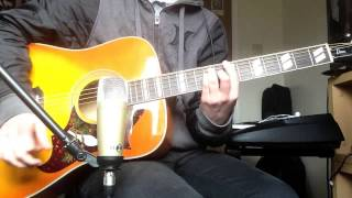 AWOLNATION - Headrest For My Soul Acoustic Guitar Cover