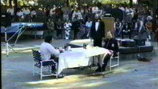 ROLM Halloween 1993 Skit: My Dinner With Peter