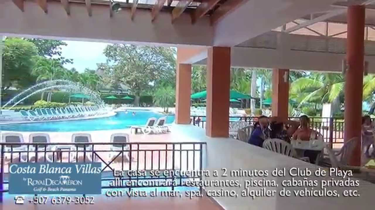 Casas Con Piscinas Para Alquilar Casa Para Alquiler Por Días En Playa Panamá Costa Blanca Villas Real Estate Video Tours
