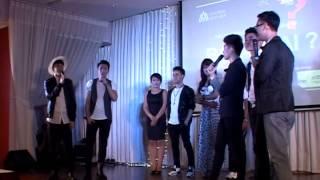Đêm chung kết BẠN LÀ AI? Contest 2014 [Part 2]