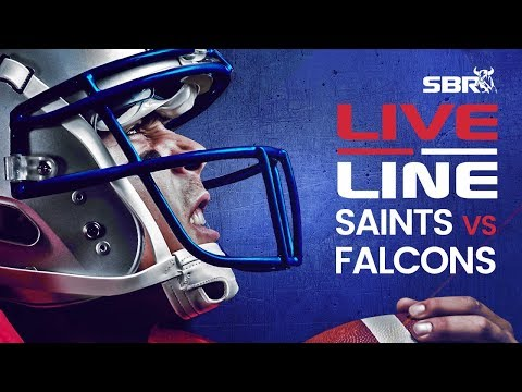 Saints Vs Falcons | LIVE Thursday Night Football NFL Betting