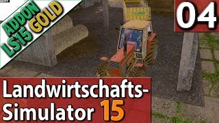 LS15 ADDON Landwirtschafts Simulator 15 GOLD #4 Eins meiner HIGHLIGHTS im PlayTest SPECIAL deutsch