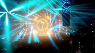 Transmission 2015 (The Creation) - Aly & Fila playing Mohamed Ragab feat. Jaren - Hear Me