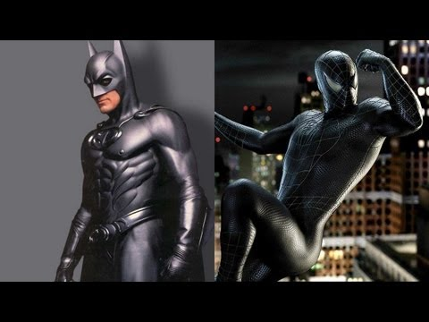 Batman & Spider-Man Make Worst Movies Of All-Time List