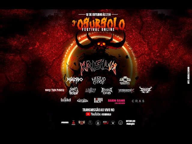 O SubSolo Festival Online Edition III