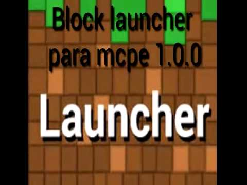 Download block launcher para mcpe 1.0.0