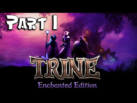 Trine: Enchanted Edition - Part 1 - Astral Academy  