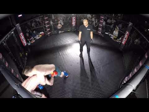 Ultra MMA | Chester | Kris Vs Josh Vilar