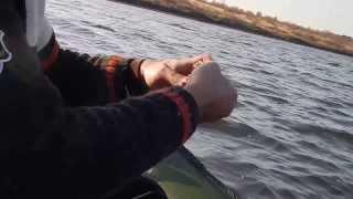 Риболовля на Пд. Бузі (1.11.2013) Fishing on the river Southern Bug