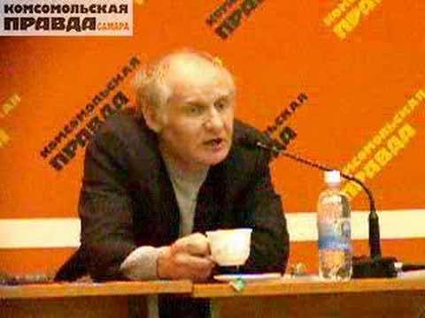 Евгений Черных в Самаре