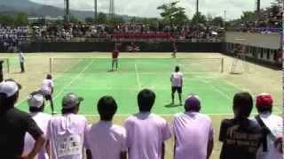 早稲田大 vs 同志社大《1次戦-1》