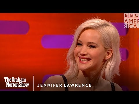 Harrison Ford Doesn't Know Who Jennifer Lawrence Is  The Graham Norton