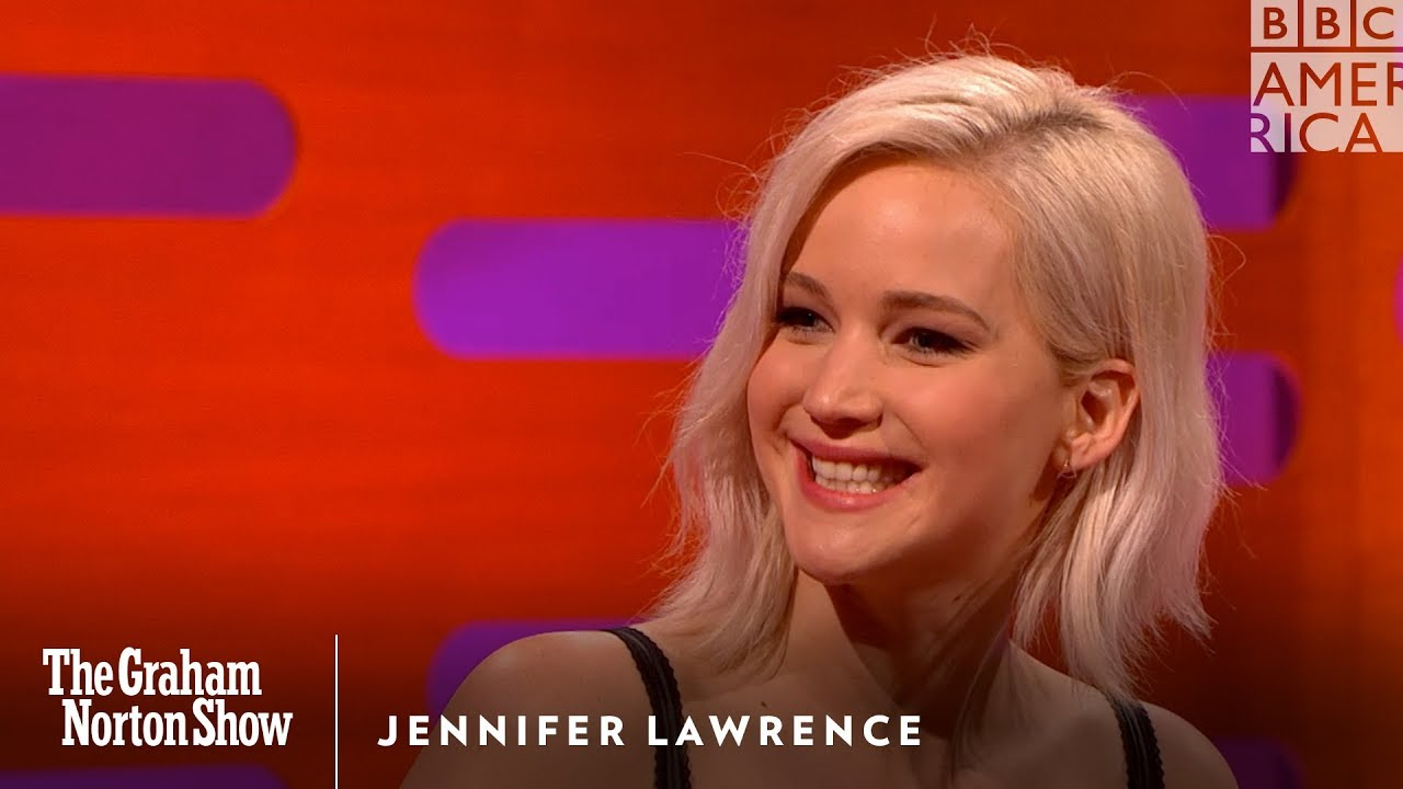 Jennifer Lawrence Gives A Much Needed Update On Her Movie With Amy Schumer