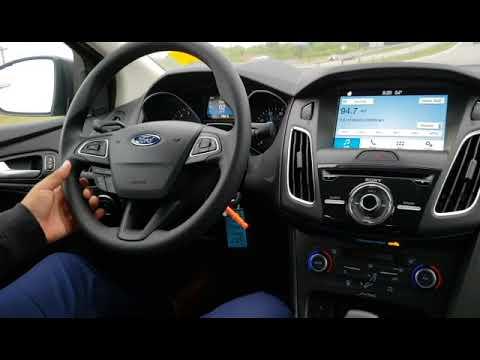 2018 Ford Focus Sel Interior