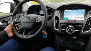2018 Ford Focus SEL Interior