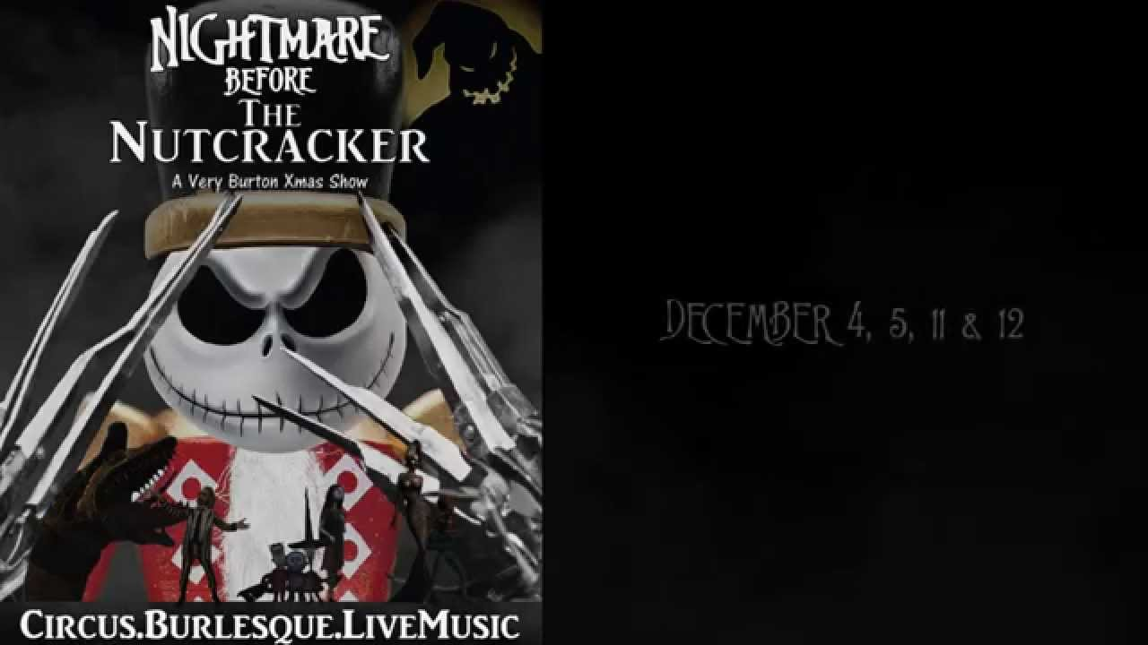 nightmare before the nutcracker - Nightmare Before Christmas Nutcracker