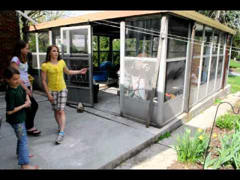 anna diy screen porch youtube. Black Bedroom Furniture Sets. Home Design Ideas