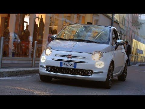 2018 Fiat 500 Collezione Cabrio