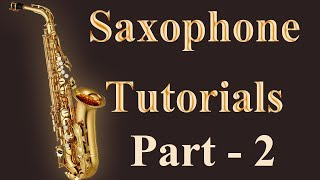 Learn to Play Saxophone Online Training Lesson Via Skype Online Guru Trainer India