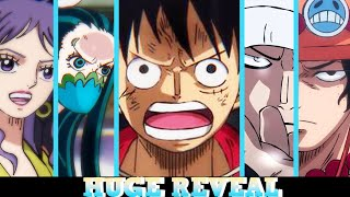 """One Piece Fans LOSE THEIR MIND After HUGE & SHOCKING REVEAL Leading Into Chapter 985: Kaido's """"Son"""""""