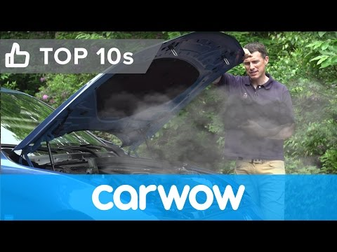 Most reliable cars Top10s