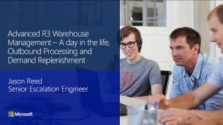 Advanced R3 Warehouse management - A day in the life, outbound processing and Demand Replenishment