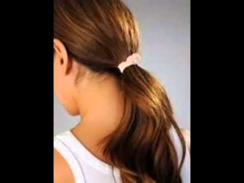 Elastic Hair Ties - YouTube 678680e725f