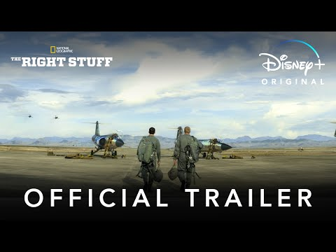 The Right Stuff | Official Trailer | Disney+