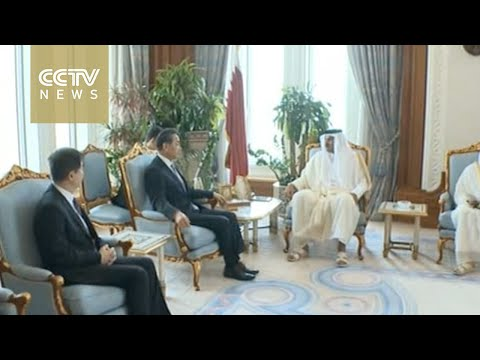 Chinese FM: Qatar a key partner to promote 'Belt and Road Initiative'