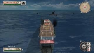 Battlestations: Midway Multiplayer Gameplay #2