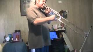 A Thousand Years (Piano Guys version), Trombone cover