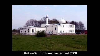 NEW MOSQUE MASAJID 30 - IN GERMANY  - Persenting khalid - qadiani-ahmadi.mp4