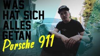 HOLYHALL | WAS HAT SICH ALLES GETAN ? | PORSCHE 911