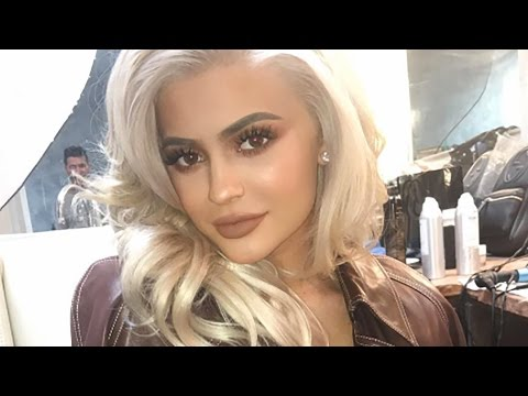 Kylie Jenner Shows Lingerie Line In Racy Video