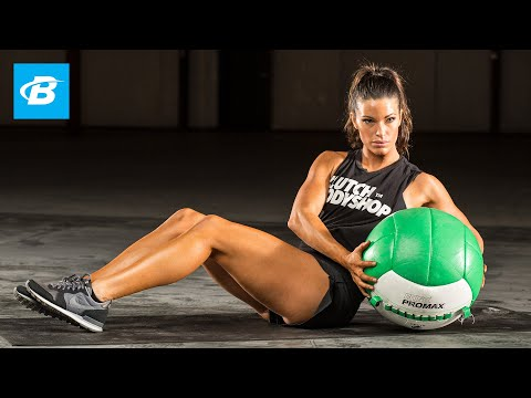 Day 12 | At Home Cardio and Core Workout | Clutch Life: Ashley Conrad's 24/7 Fitness Trainer