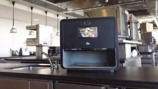 'Foodini' Machine Lets You Print Edible Burgers, Pizza, Chocolate
