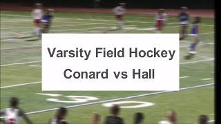 Hall at Conard Varsity Field Hockey