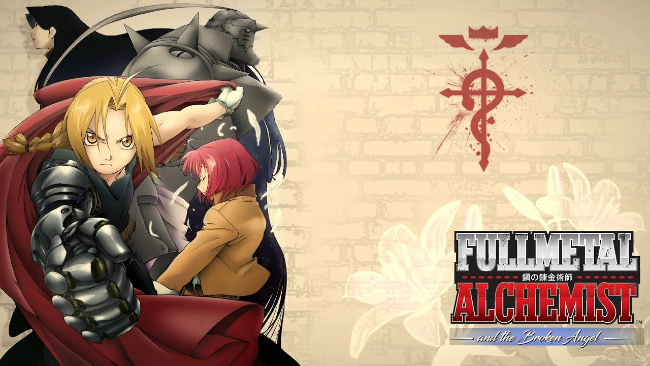 """Fullmetal Alchemist and the Broken Angel ‒ """"Memory of a ..."""