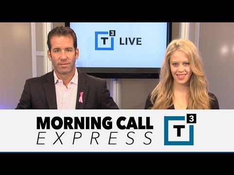 Morning Call Express: Earnings Mix