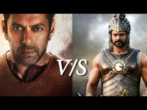 Baahubali vs Bajrangi Bhaijaan - Box office fight | Hindi Film Bollywood Movie News 2015