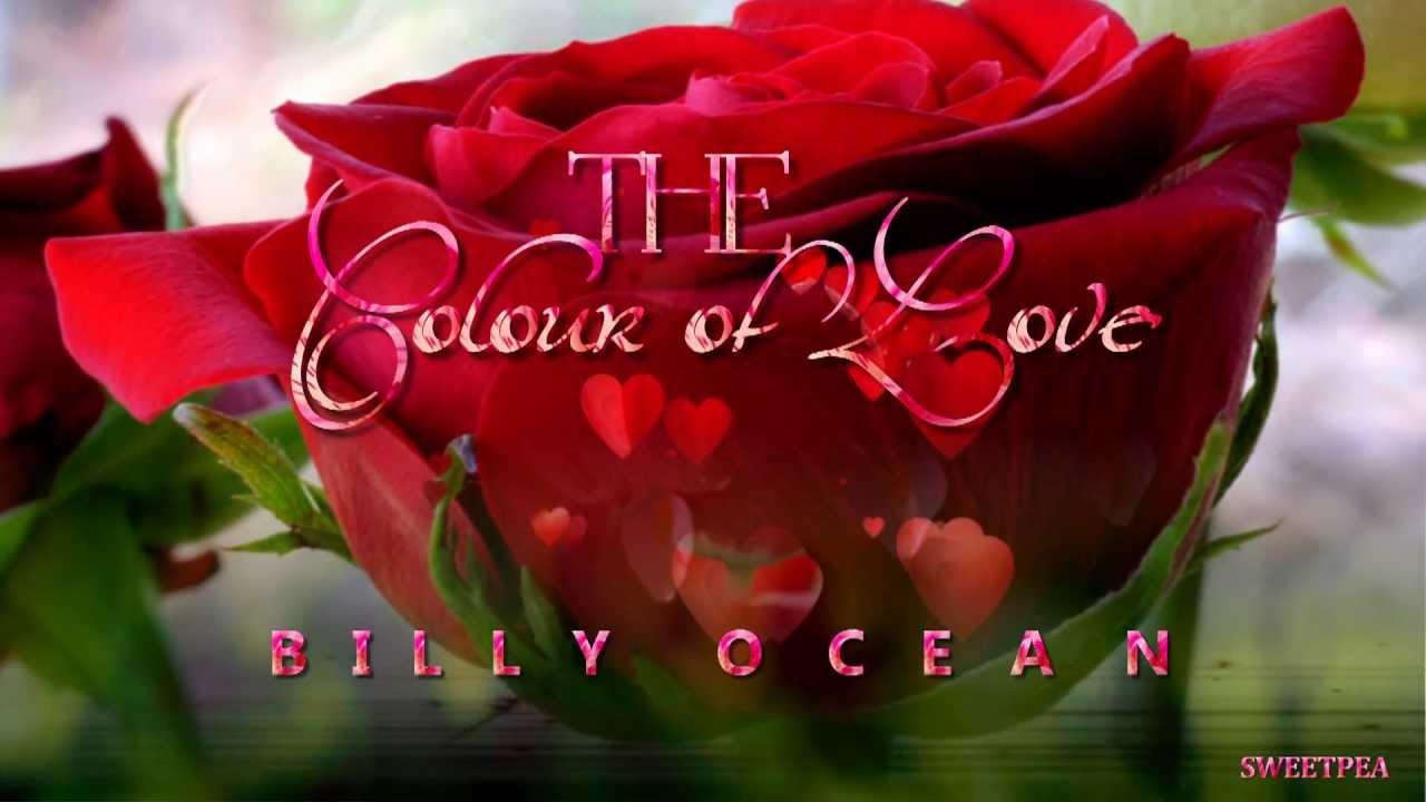 Billy Ocean ♫ The Colour of Love ☆ʟʏʀɪᴄ ᴠɪᴅᴇᴏ☆