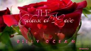 The Colour of Love - Billy Ocean ( with lyrics)